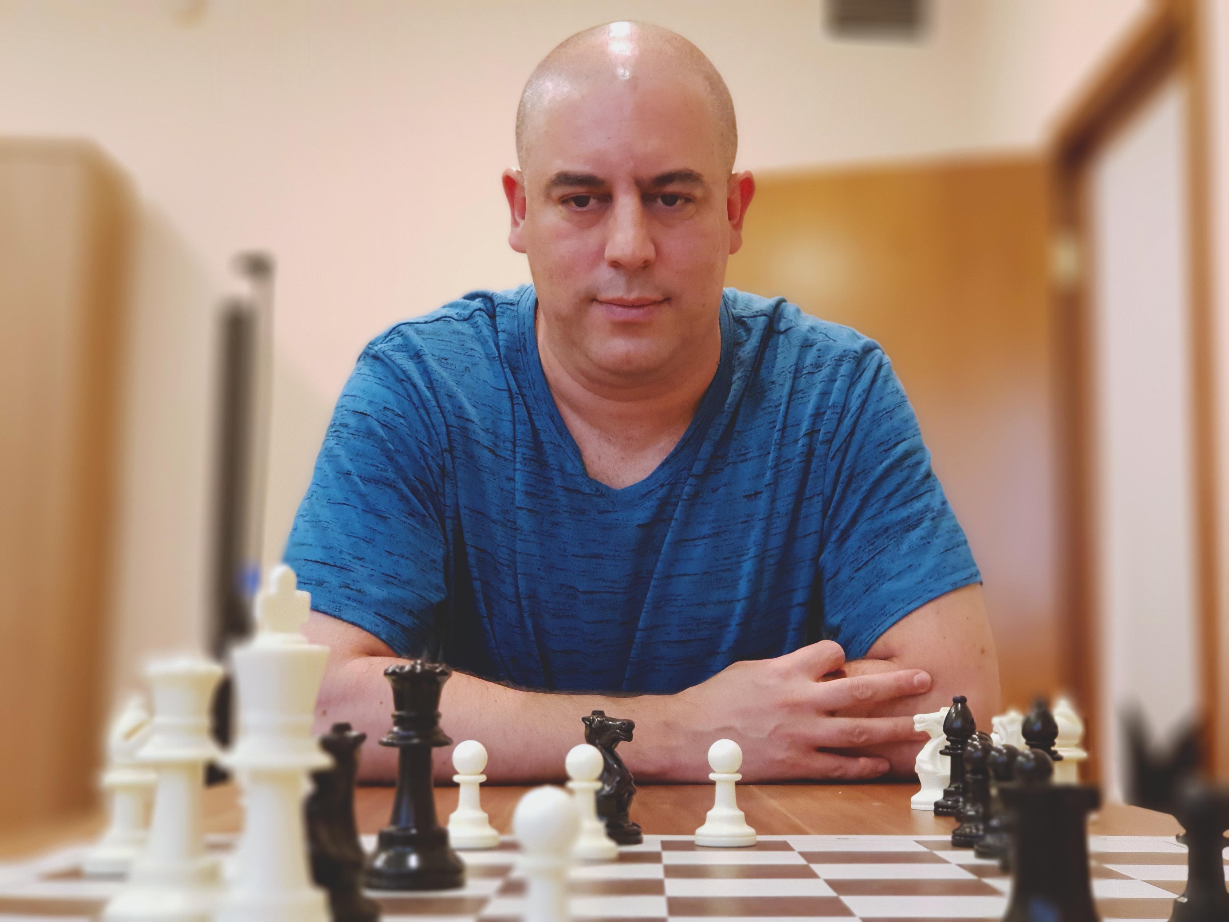 As quinas de Moscovo: O jogador de xadrez que se sentia infeliz em Portugal