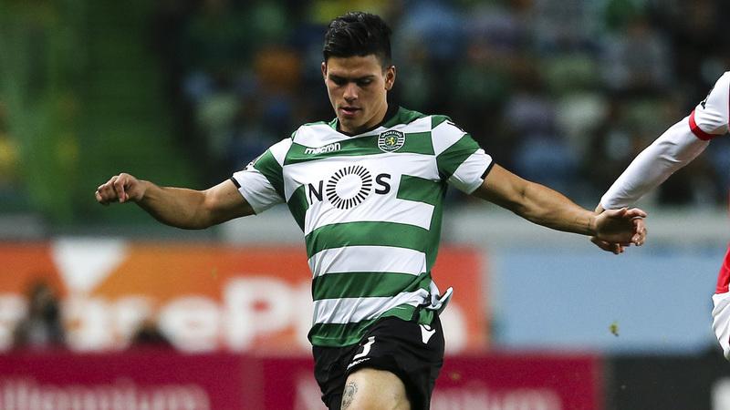 Sporting: Jonathan Silva vai enfrentar paragem de 10 a 12 semanas