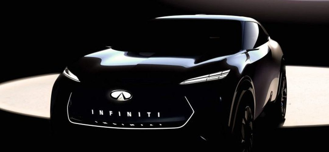 Infiniti promete novo crossover elétrico no início de 2019