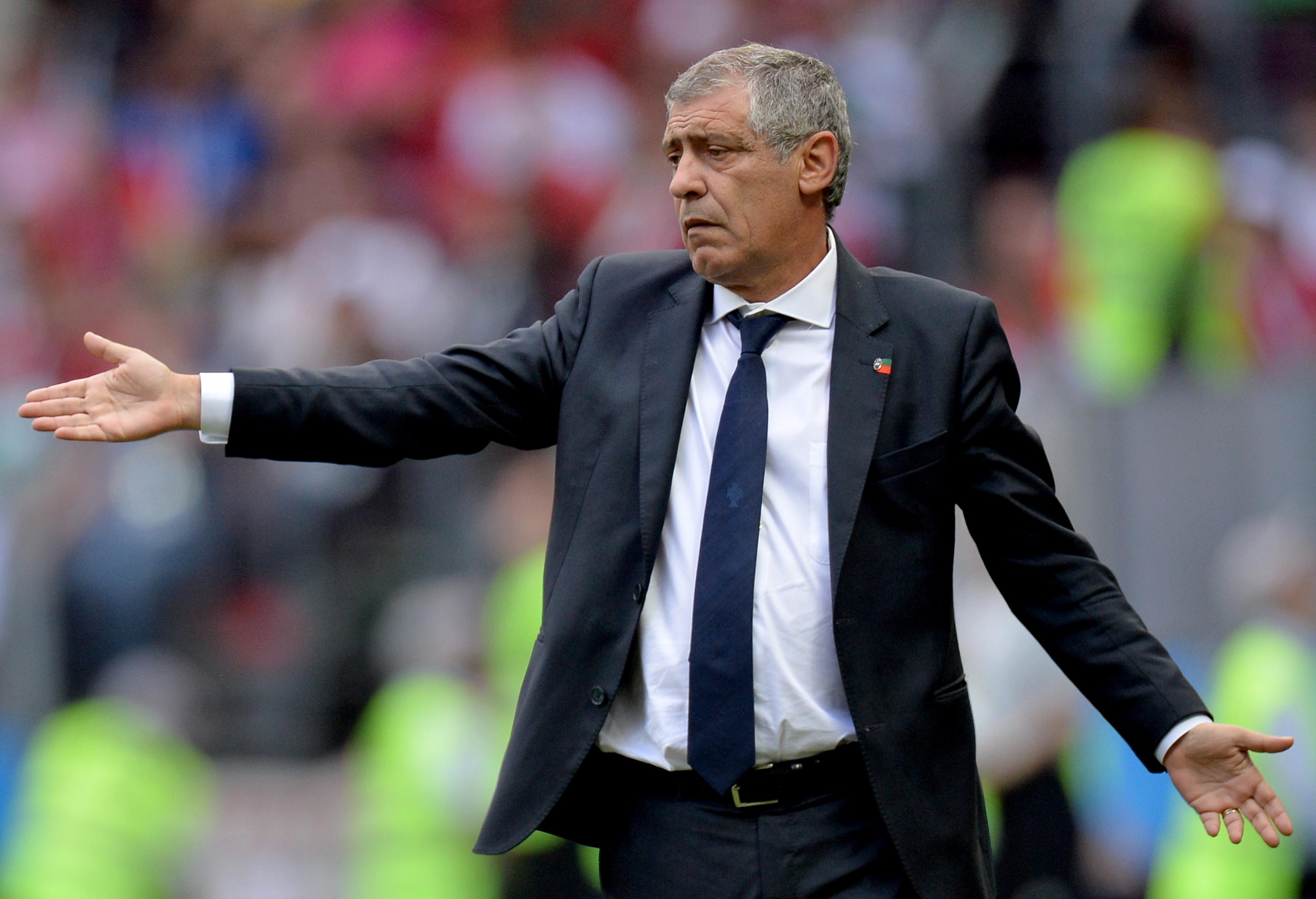 """Fernando Santos e a vitória sobre Marrocos: """"É inexplicável"""""""