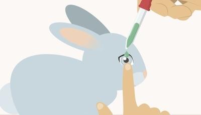 Olho artificial pode pôr fim aos testes de cosmética em animais