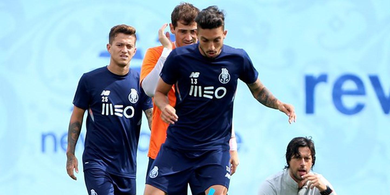 FC Porto prepara receção ao Marítimo ainda sem Otávio