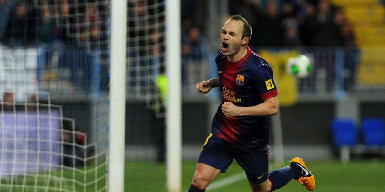 Barcelona regressa às vitórias com triunfo sobre o Málaga