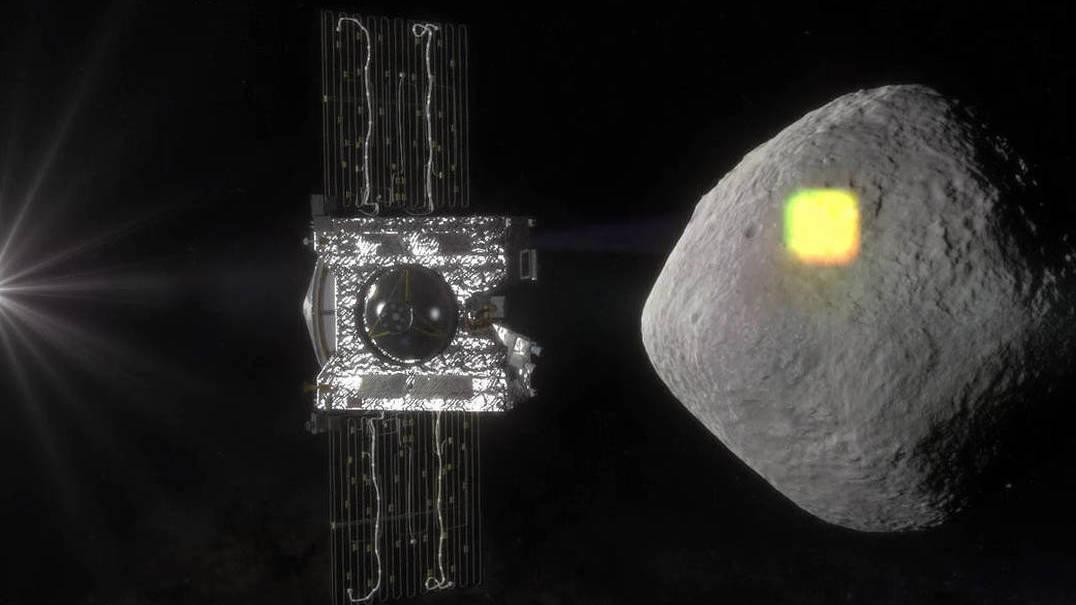 OSIRIS-Rex está quase a chegar ao seu destino para estudar a génese da vida