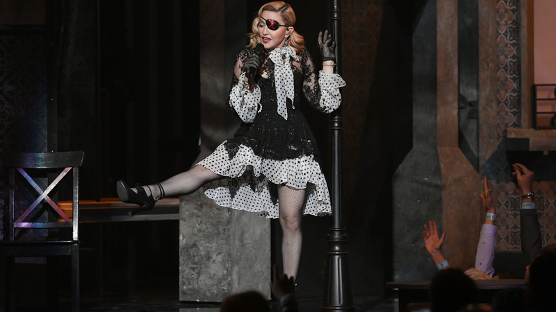 "Madonna: ""Desculpem ter cancelado o concerto desta noite, mas tenho de saber ouvir o meu corpo e descansar"""