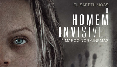 """""""O Homem Invisível"""": ganhe convites para as antestreias"""