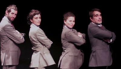 """Companhia do Chapitô retoma """"Hamlet"""" um ano após a estreia"""