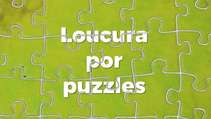 Quiz: Loucura por puzzles.