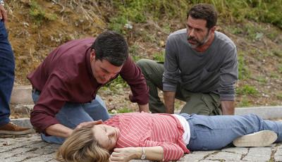 Esta semana em 'O Sábio', Madalena atira Carmen da muralha
