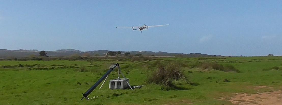 Empresas portuguesas mostram que têm capacidade para combater incêndios com aeronaves não tripuladas