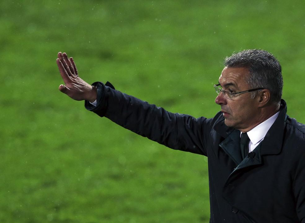 As primeiras palavras de Augusto Inácio como novo diretor de futebol do Sporting