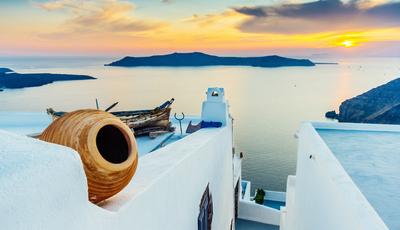 As ilhas gregas que mais fazem sonhar