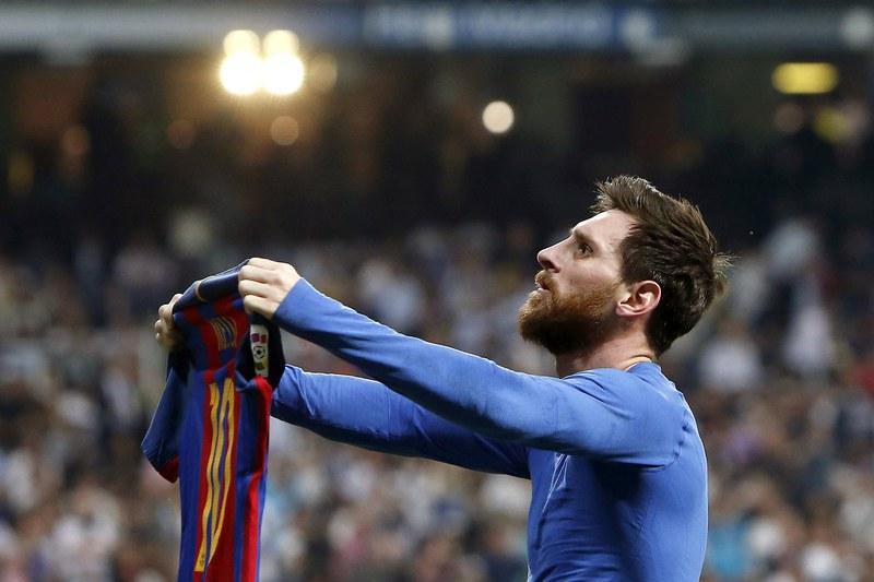 Barcelona quer renovar contrato com Messi em maio