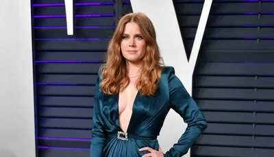 Amy Adams: A ruiva que mais se destaca em Hollywood