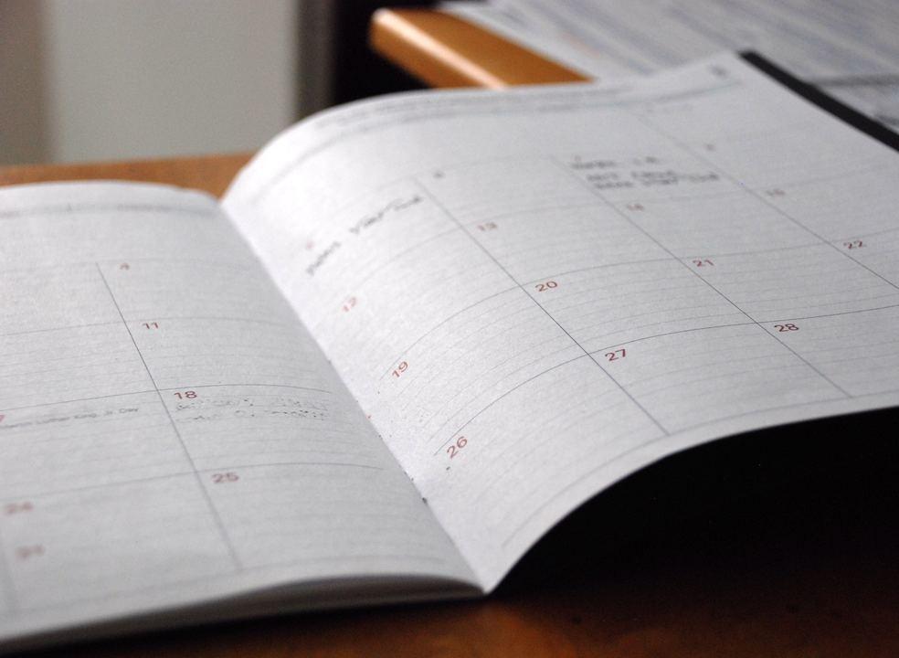 Já foi publicado o calendário escolar do próximo ano letivo. Aulas começam entre 10 e 13 de setembro