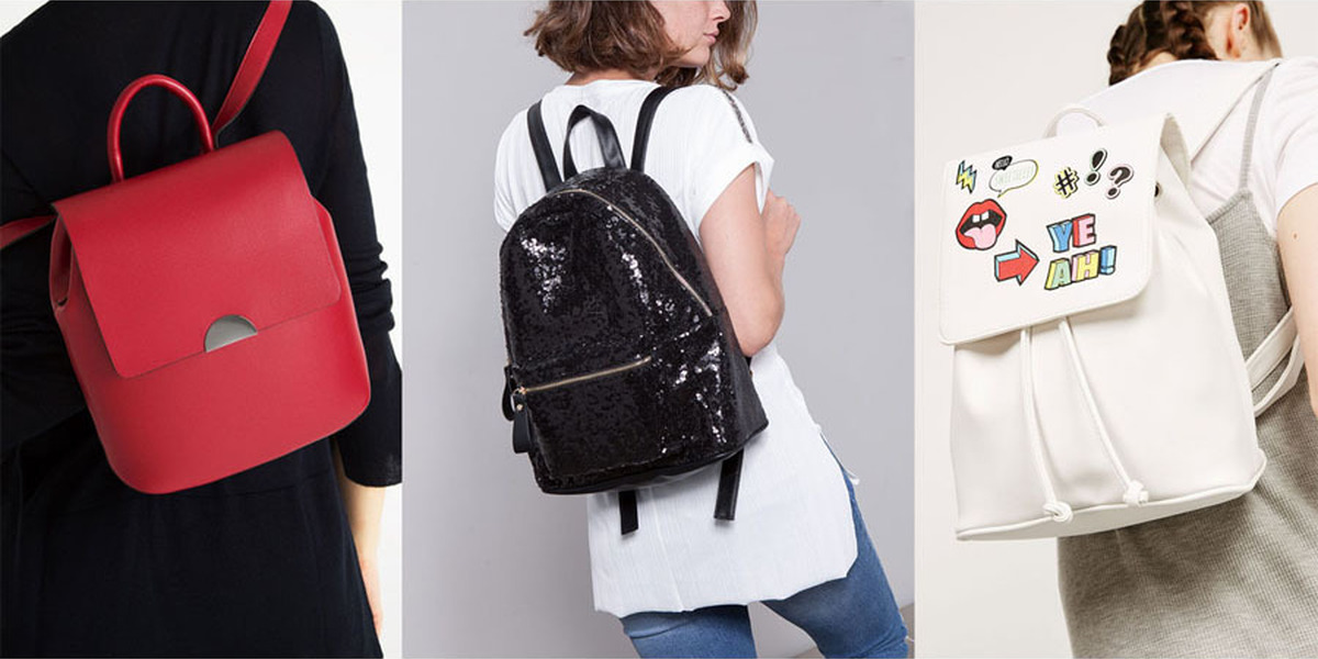 Mochila agora é acessório da moda; veja como usar modelos