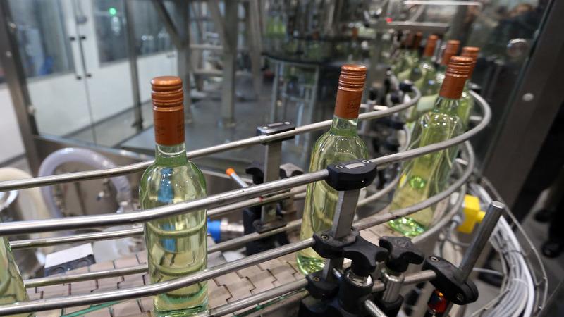 Exportações de vinho cresceram 2,5% entre janeiro e julho