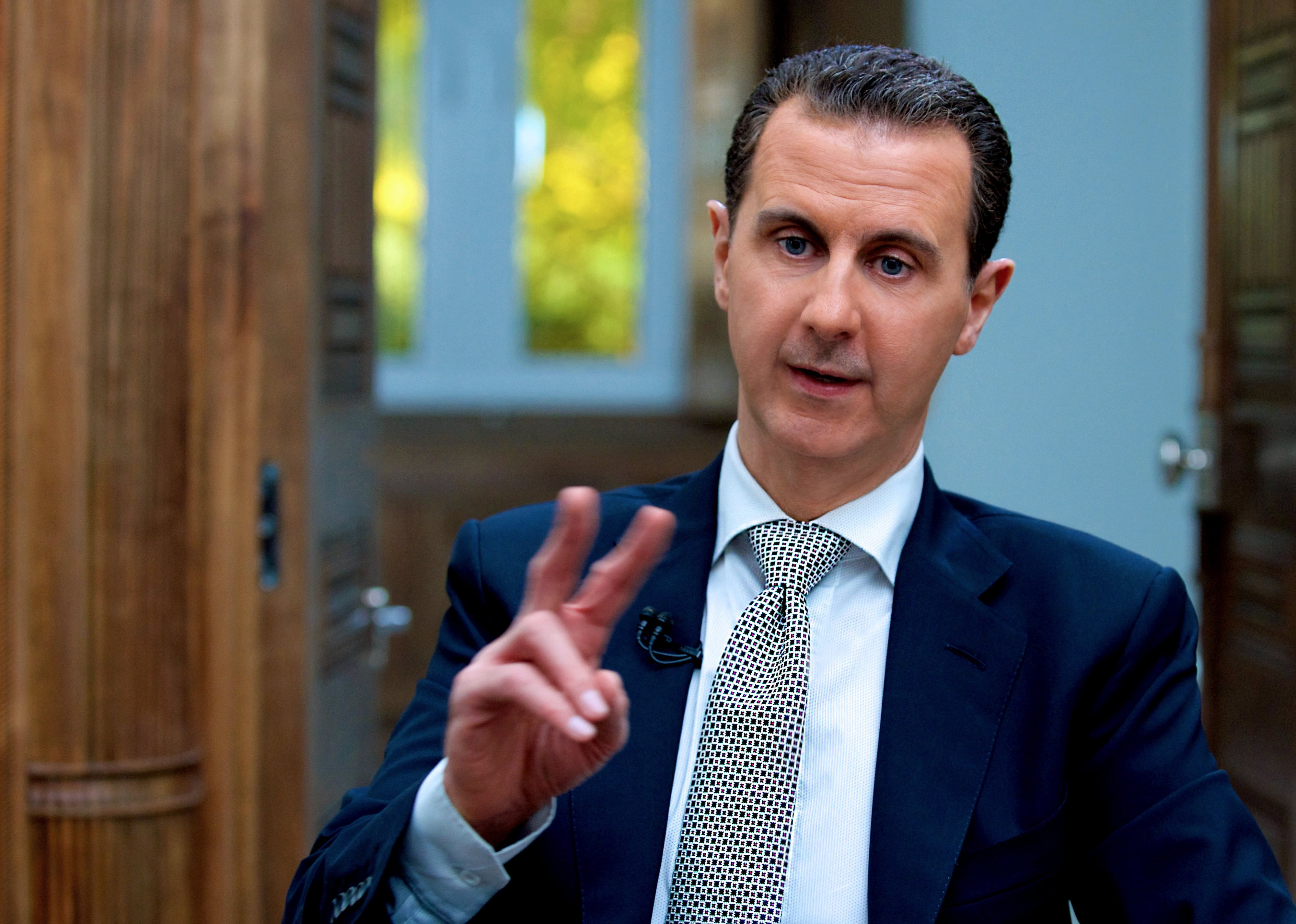 """EUA dizem que Assad """"levou a sério"""" aviso sobre armas químicas"""