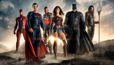 """""""Liga da Justiça"""": Quem é quem no novo filme de super-heróis?"""