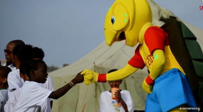 Jogos Africanos de Praia: Comissão Técnica de Acompanhamento do COJAP reúne-se no Estádio Nacional