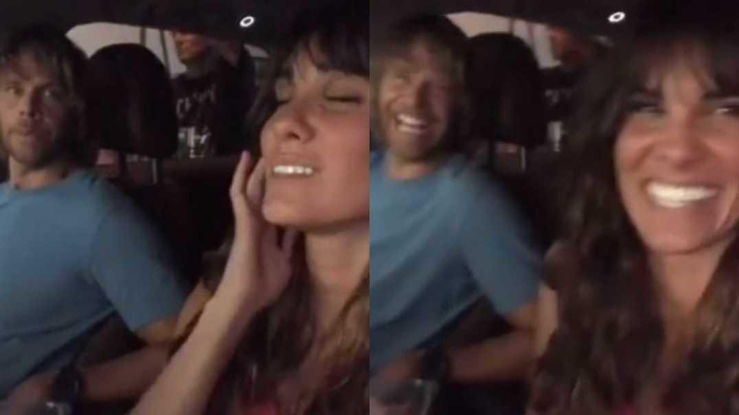 Daniela Ruah partilha momento divertido ao lado de Eric Olsen