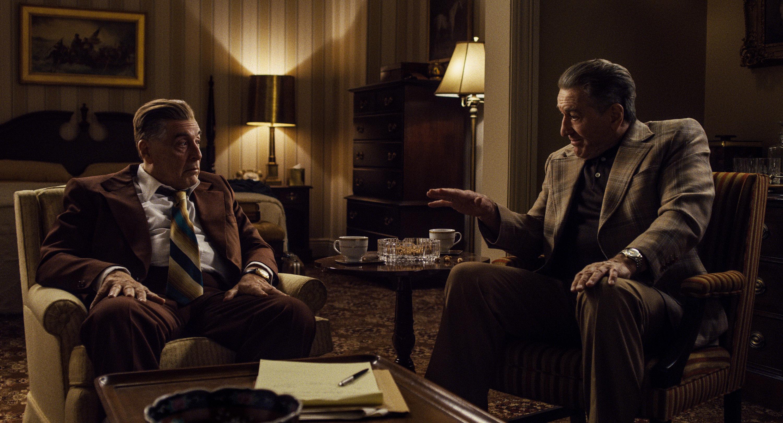 """Trailer final de """"O Irlandês"""": todos têm uma hora marcada para morrer no filme de Scorsese"""