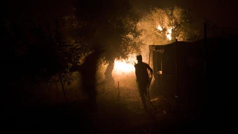 Detido homem que tentava atear fogo em Paços de Ferreira