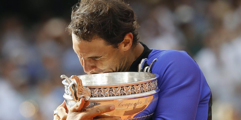 Vencedores de Roland Garros vão receber 2,2 milhões de euros