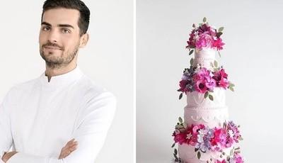 Bastien Blanc-Tailleur: eis o príncipe dos bolos de casamento em França
