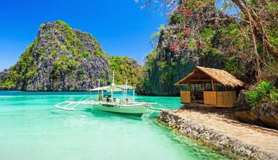 As águas mais azuis e transparentes do mundo