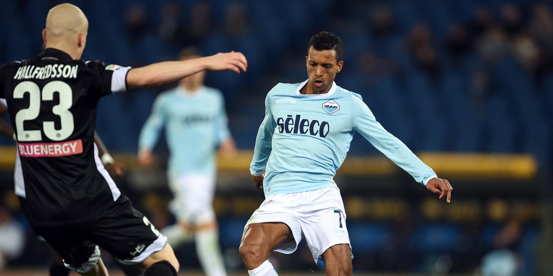 Lazio não acciona cláusula de opção e Nani regressa ao Valência no final da época