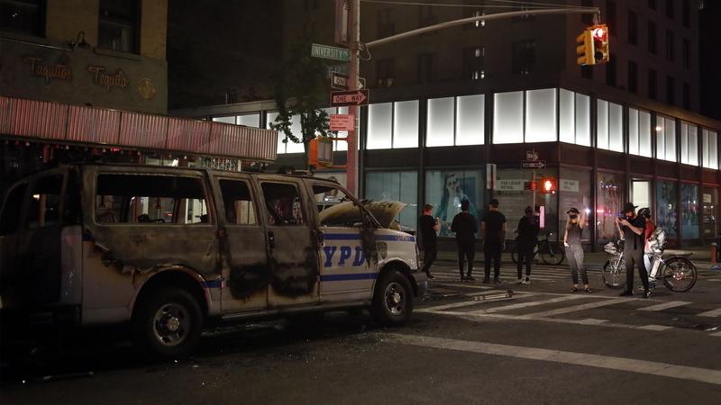 Estados Unidos. Nova Iorque promete investigação rápida às ações policiais durante os protestos