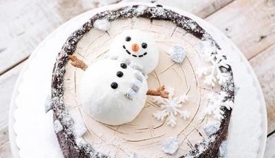 Bolos magníficos que são uma inspiração para este Natal